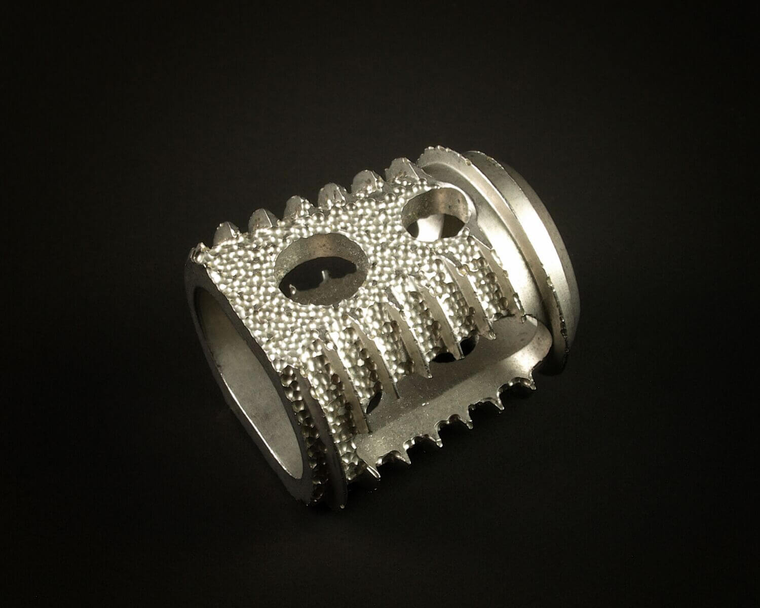 Etched Spinal Implants - Spinal Implant Components